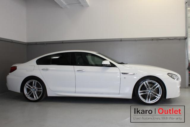 Bmw Serie 6 G.C. 640d xDrive Gran Coupé Msport Edition det.4