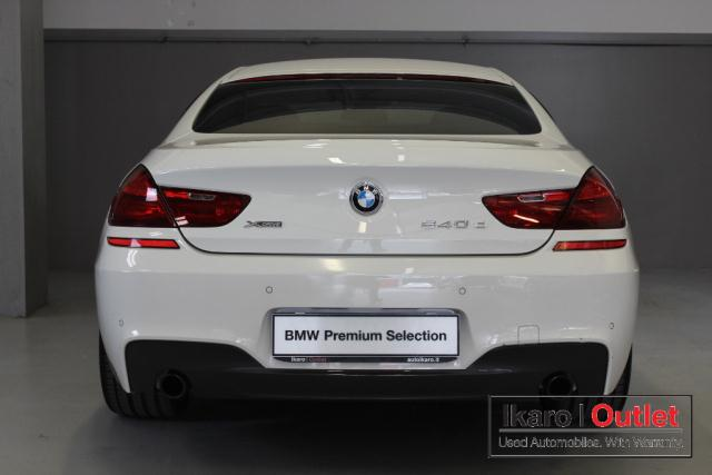 Bmw Serie 6 G.C. 640d xDrive Gran Coupé Msport Edition det.11