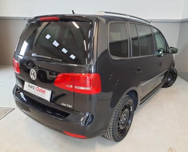 Volkswagen Touran 2ª serie Touran 2.0 TDI 170 CV DSG Highline det.3