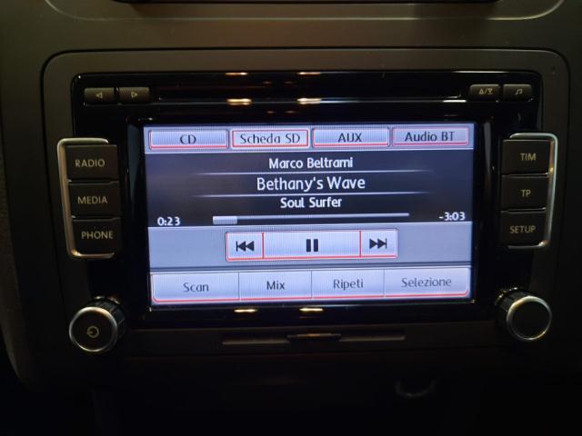 Volkswagen Touran 2ª serie Touran 2.0 TDI 170 CV DSG Highline det.11
