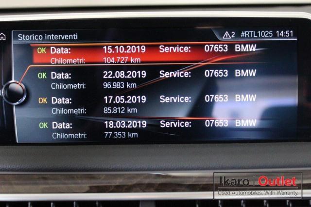 Bmw Serie 7 730d xDrive Eccelsa det.13