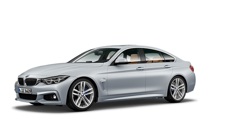 bmw 4 series gran coupe modelcard