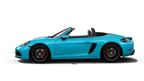 boxster gts 4.0