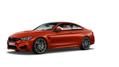 m4 coupe modelcard